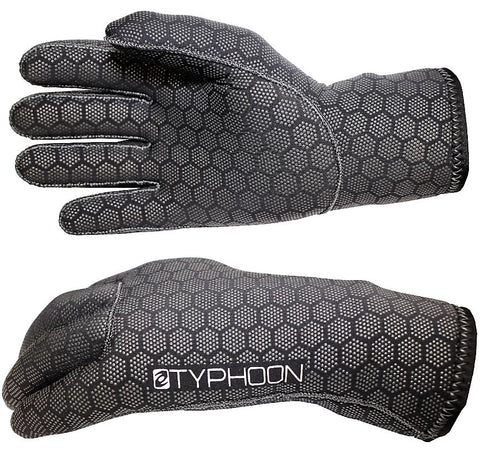 Typhoon Stretch Gloves 5mm - Dive Manchester