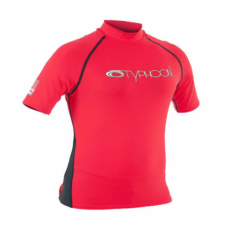 Typhoon Ladies Short Sleeve Rash Vest