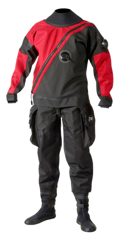 Ursuit One Endurance Drysuits - Flexible and Durable. Available at Dive Manchester