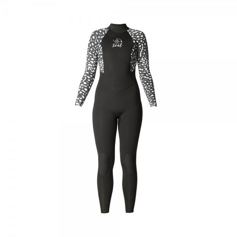 Xcel OR Axis OS 4/3mm Ladies Wetsuits - Whale Shark