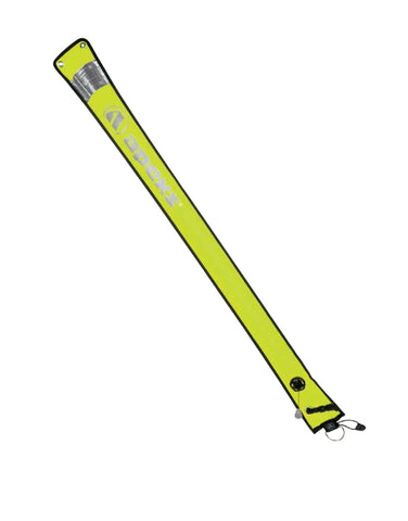 Apeks 1.4m DSMB Yellow - New!! - Dive Manchester
