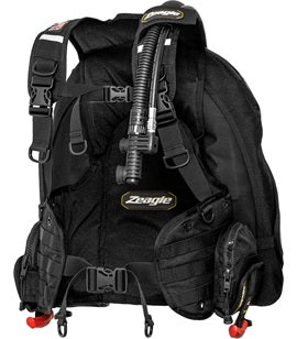 Zeagle Covert Travel BCD - Dive Manchester