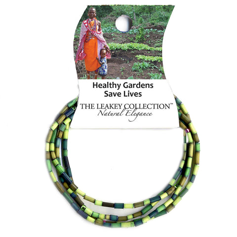 Beads for Healthy Gardens