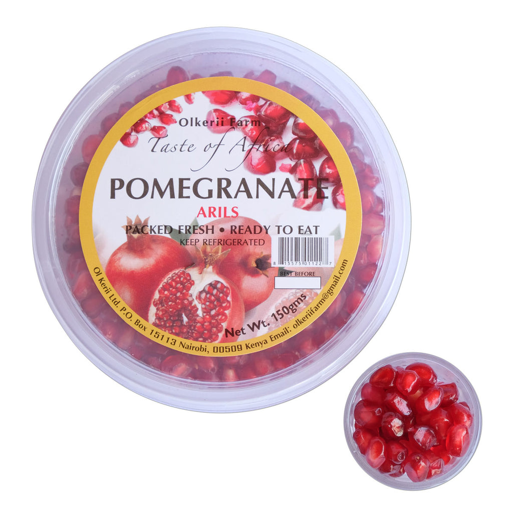 Pomegranate Arils (Pomegranate Seeds)