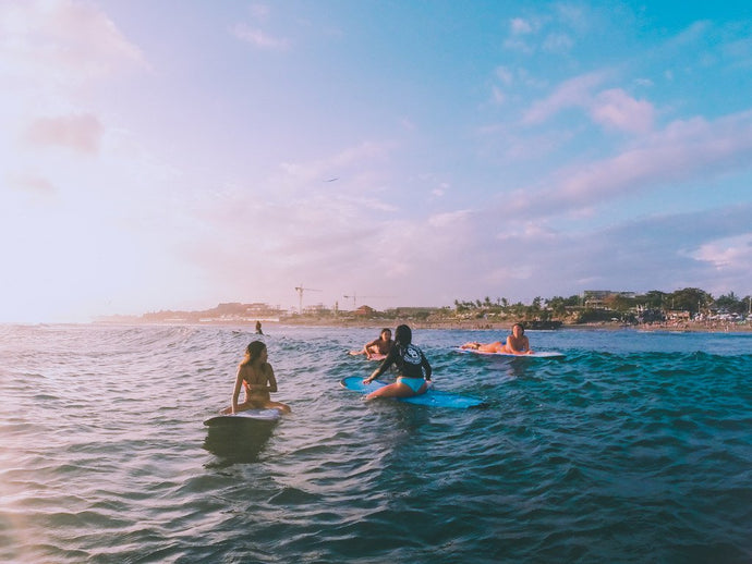 A Day In The Life: HAIKINI SEASTERS SURF TRIP