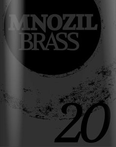 20 Jahre Mnozil Brass Buch / 20 Years Of Mnozil Brass Book