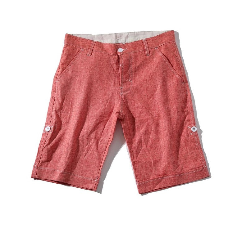 Casimiro Linen Shorts