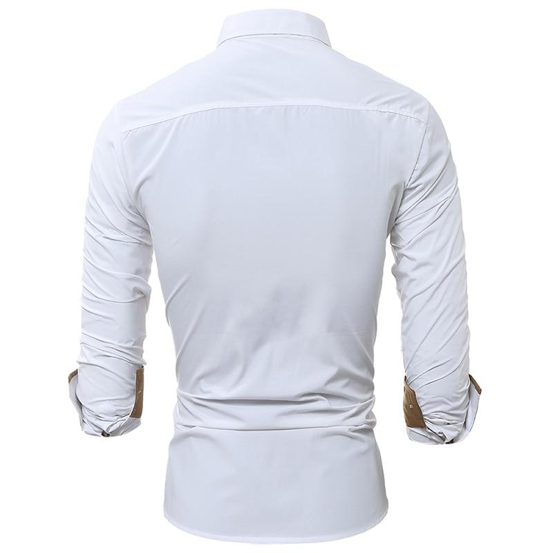 Adriano Slim Fit Button Shirt