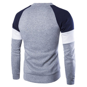 Long Sleeve Henley Sweater