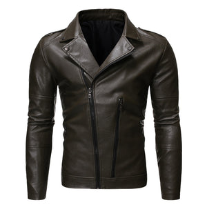 Inferno Faux Leather Jacket