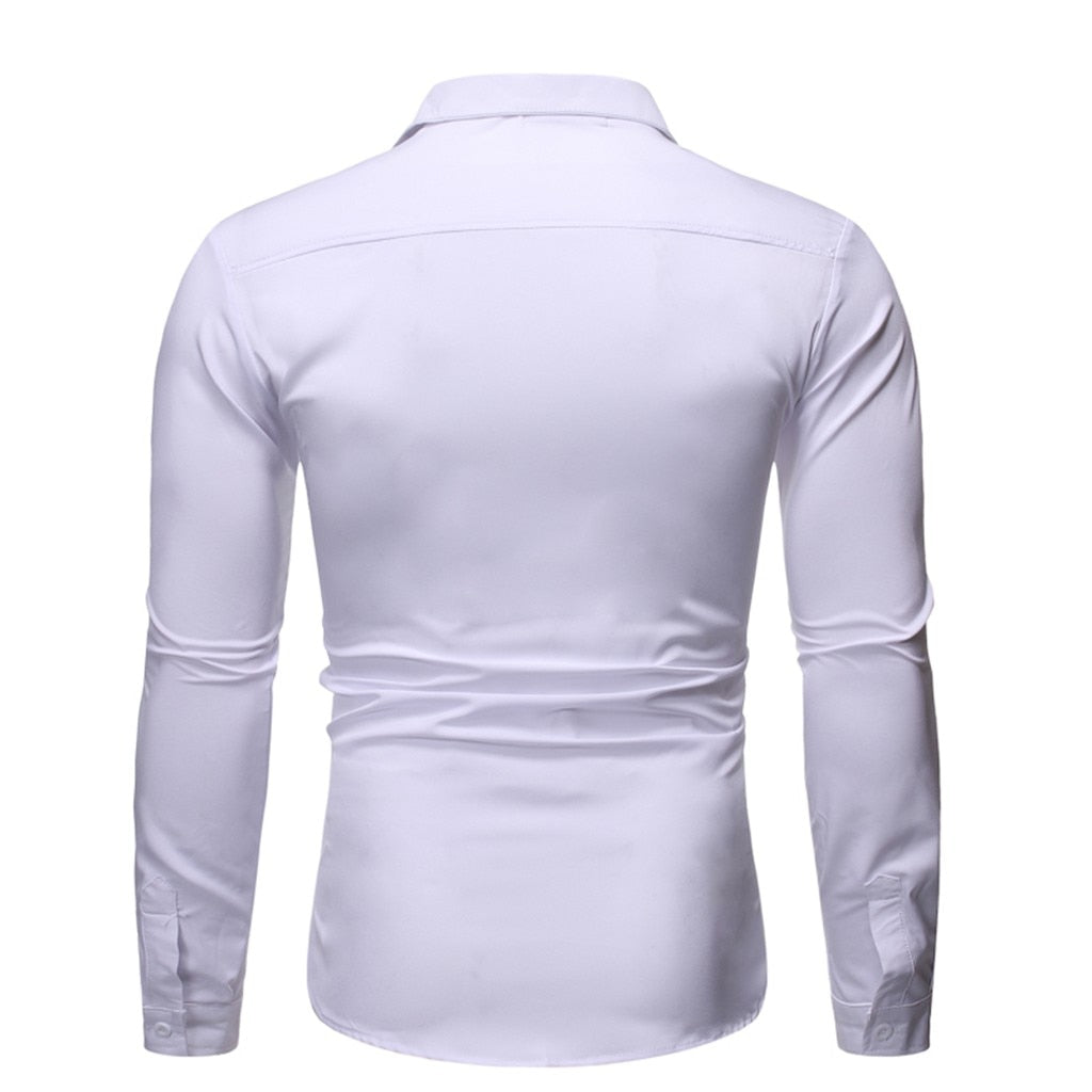 Pure Long Sleeve Shirt