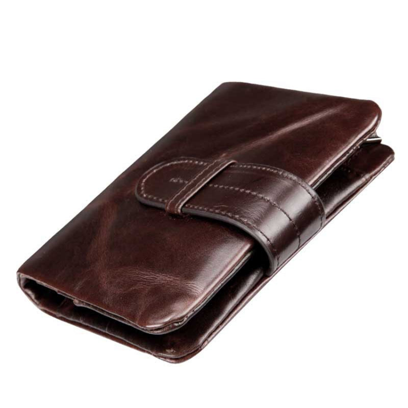 Retro Oil Wax Wallet