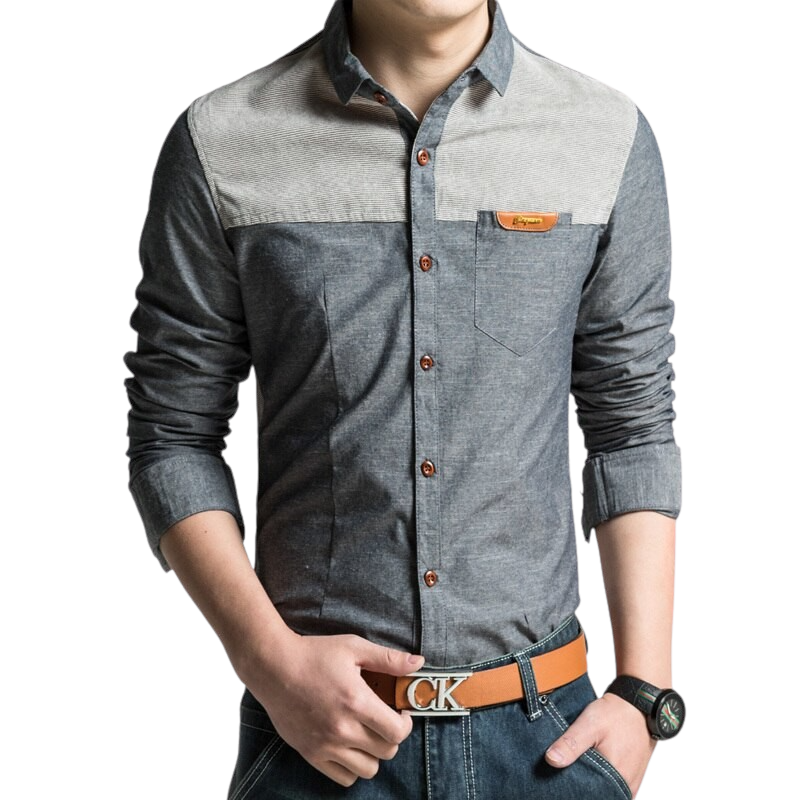 Zain Button-Down Shirt