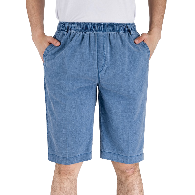 Thin Cotton Shorts