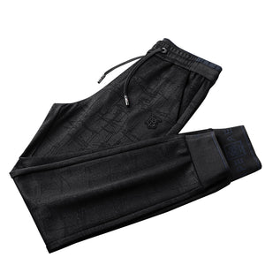 Slim Fit Thick Joggers