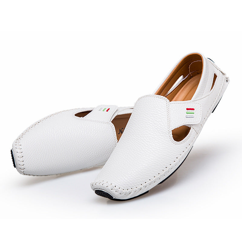 Germano Leather Loafers