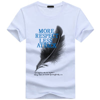 Feather Short Sleeve T-shirt