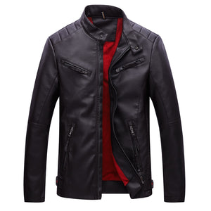 Agostino Leather Jacket