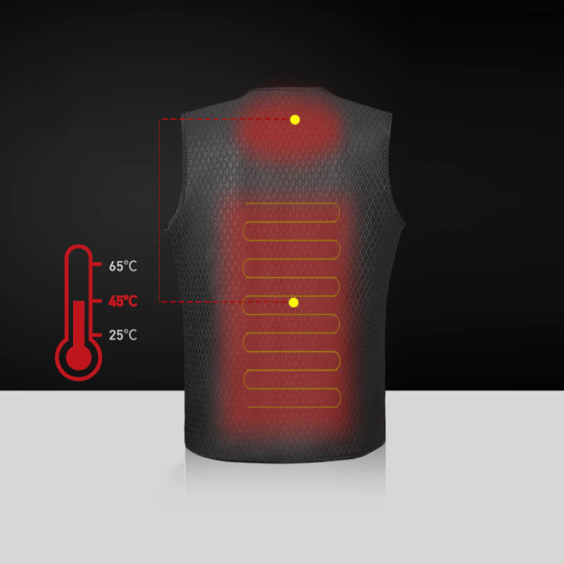 USB Outdoor Heated Vest