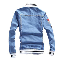Denim Sport Jacket