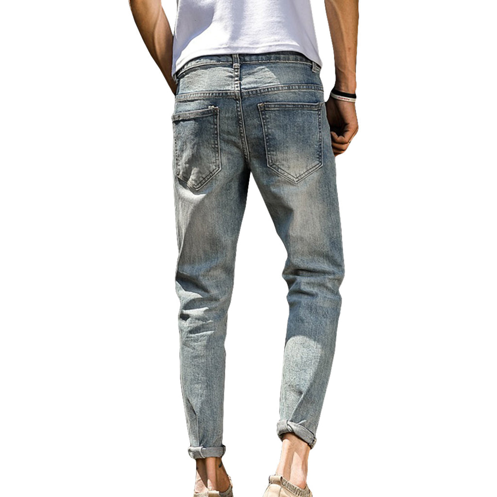 Sanzone Light Washed Jeans
