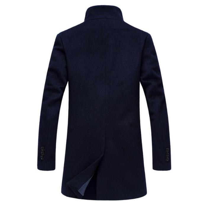 Official Businessman Coat