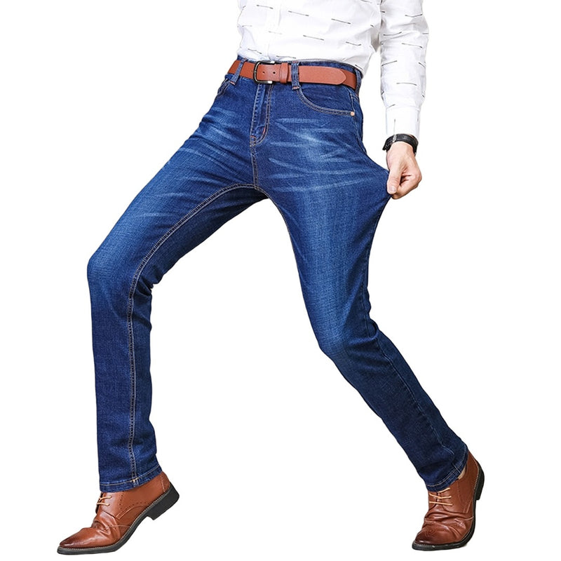 Slim Fit Stretch Jeans