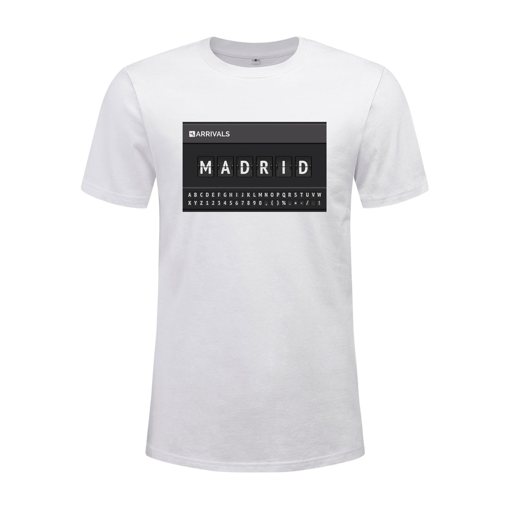 Madrid Flights T-Shirt