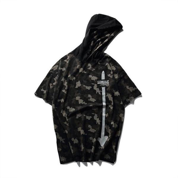 Uberto Hooded T-shirt
