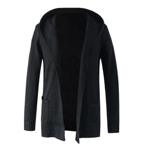 Adriano Hooded Cardigan