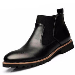 Martin Pointed Boots