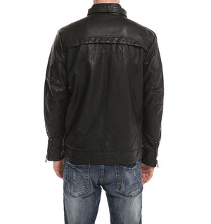 Erico Leather Jacket
