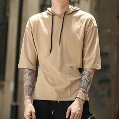 Elio Hooded T-shirt