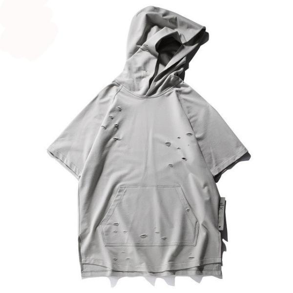 Arturo Hooded T-shirt