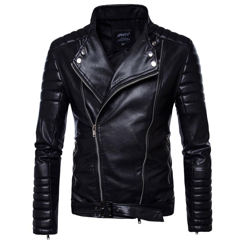 Ilario Leather Jacket