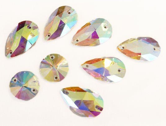 Sew on Crystal Stones