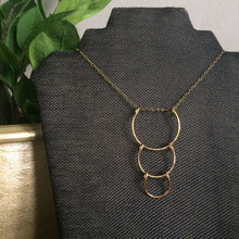 Load image into Gallery viewer, cascade necklace