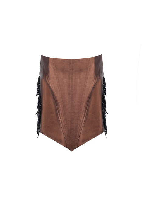 MOCCA BUSTIER