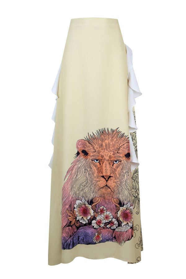 Jaquette's Lion Skirt