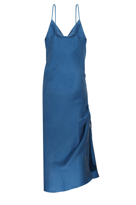 ROYAL BLUE DAY TO NIGHT DRESS