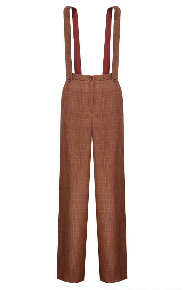 ANNIE HALL TROUSERS