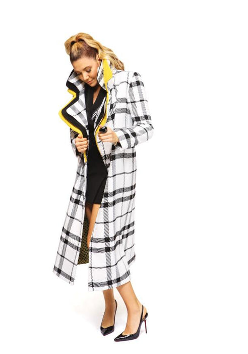 TRIPLEX NECK COAT