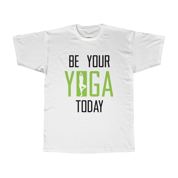 Be Your Yoga Today Unisex Adult Tee