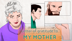 Letter Of Gratitude To My Mother