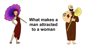 What makes a man attracted to a woman