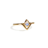 Asteria Ring | Gold
