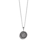 CANCER | The Silver Zodiac Necklace