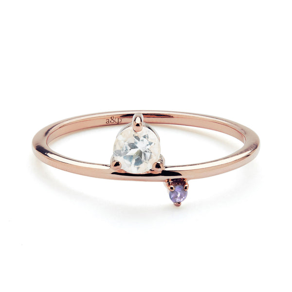 360 Ring - Rose Gold