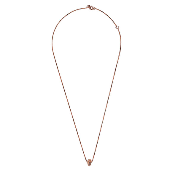 I Carry Your Heart Necklace | Rose Gold