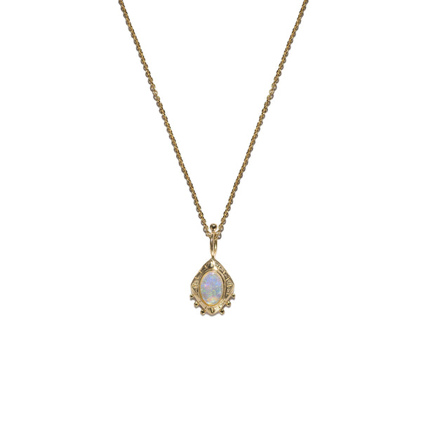 L'occhio Del Cosmo | Eye Of The Cosmos Necklace | Gold
